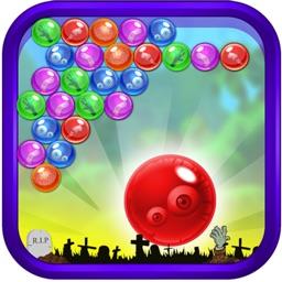 Crazy Zombie Bubble