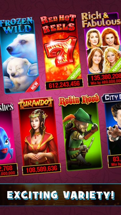 Vegas Party Slots – Free 3D Slots with Friends! screenshot-4
