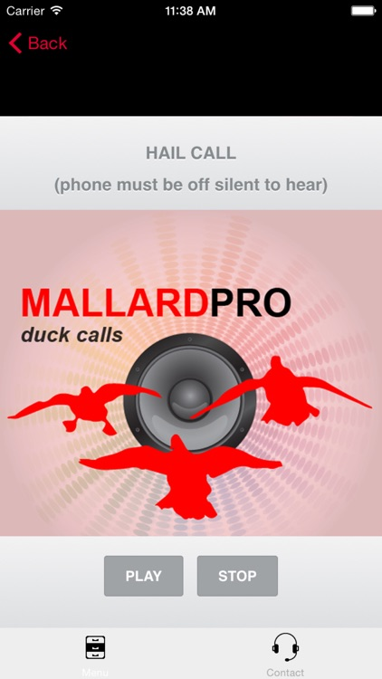 DuckPro Duck Calls - Duck Hunting Calls for Mallards - BLUETOOTH COMPATIBLE