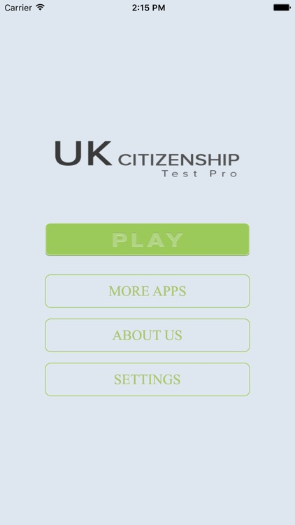 UK Citizenship Test 2016-17