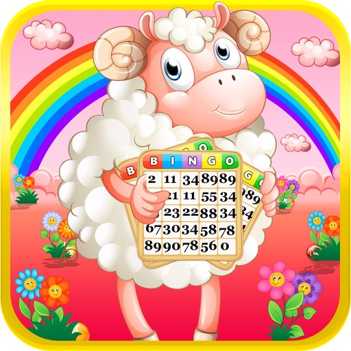 Bingo Sheep Bash - Free Bingo Game