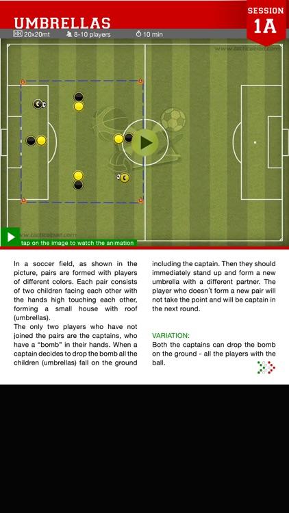 Teaching Soccer Italian Style U6-U8 screenshot-4