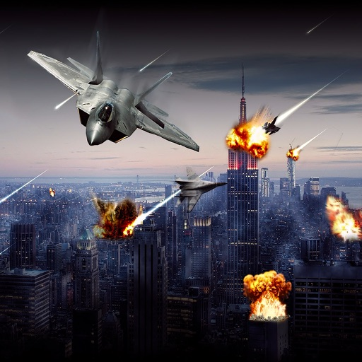 Sky Fighter Military Defence - Storm Missile iOS App