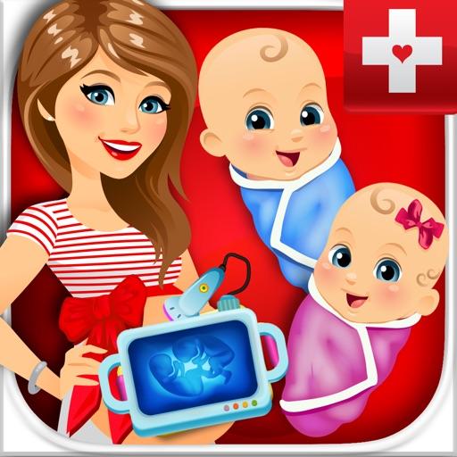 Mega Pregnancy & Newborn Baby Care Simulator FREE