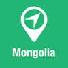 BigGuide Mongolia Map + Ultimate Tourist Guide and Offline Voice Navigator