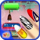 Princess Nail Art Factory – Make beauty salon & makeover items in this simulator game icon