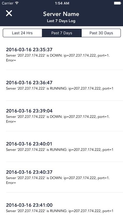 Uptime - Server Monitor screenshot-4