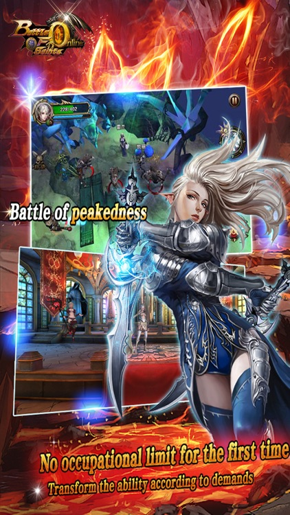 Battle Of The Saints Online screenshot-3