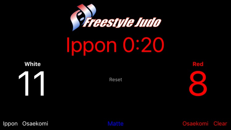 Freestyle Judo screenshot-2