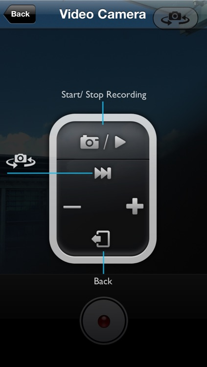 Samico Multi-Media Remote Control & Key Finder screenshot-3