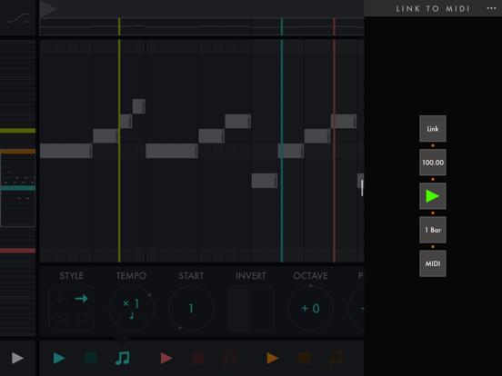 Screenshot #5 pour Link to MIDI