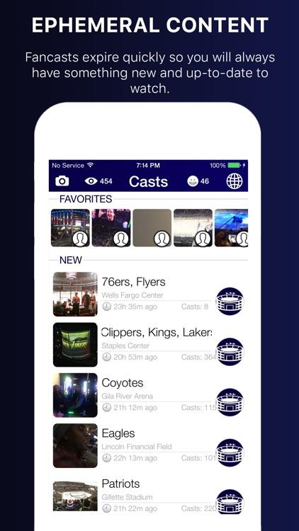 Fancast Sports screenshot-3