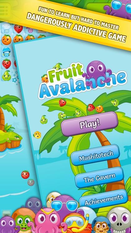 Fruit Avalanche Lite screenshot-0