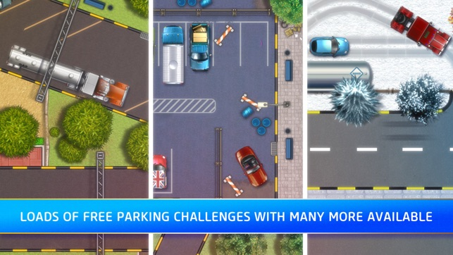 Parking Mania Free Screenshot