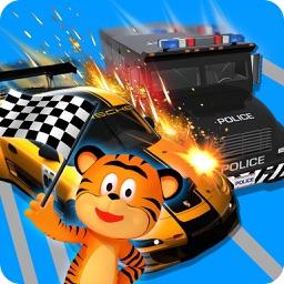 Panda Racing - Fun Run Jungle Adventure