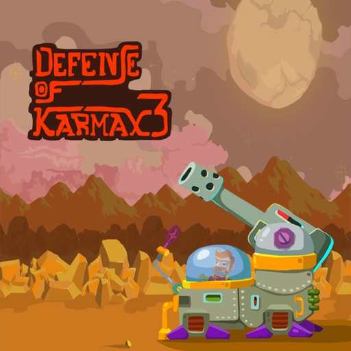 Defense Of Karmax-3
