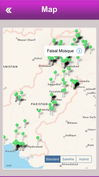 Pakistan Tourist Guide screenshot-3