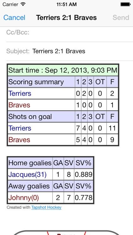 Tapshot Hockey screenshot-4