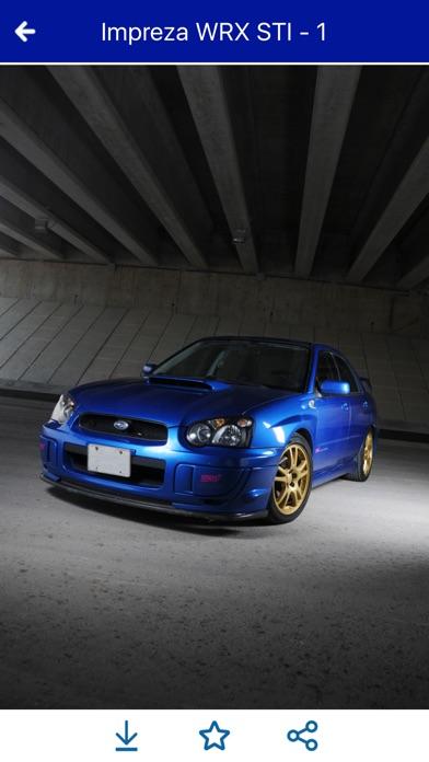 Hd Car Wallpapers Subaru Impreza Wrx Sti Edition App Mobile
