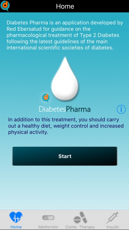 Diabetes Pharma screenshot-0
