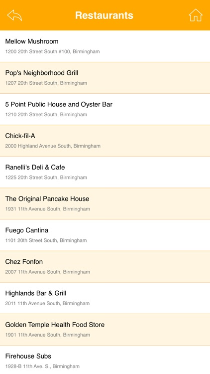 Best App for Mellow Mushroom Locations screenshot-4