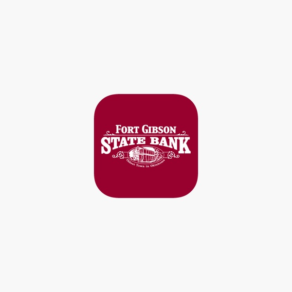 Fort Gibson State Bank on the App Store