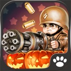 Little Commander - World War II TD Halloween Special icon