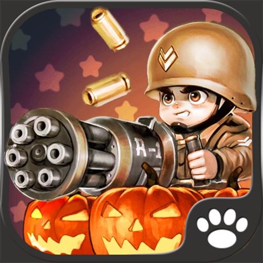 Маленький командир: WWII TD Halloween Special