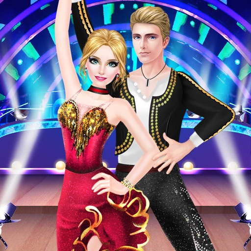 Celebrity Dance Contest - Stars Salon Game: Girls Spa, Makeup & Dressup Costume Makeover iOS App