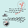 Duck Hunting Diagram Builder Duck Hunting Spreads