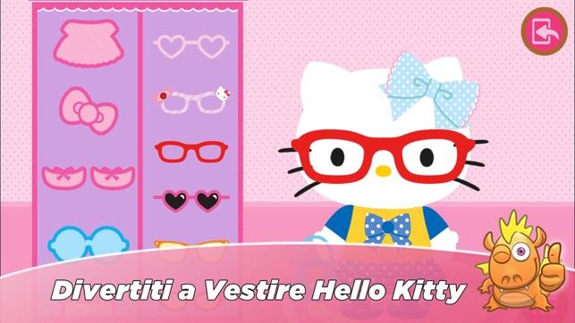 La città di Hello Kitty Screenshot