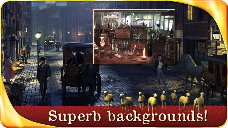 Jack the Ripper : Letters from Hell - Extended Edition – A Hidden Object Adventure screenshot-3