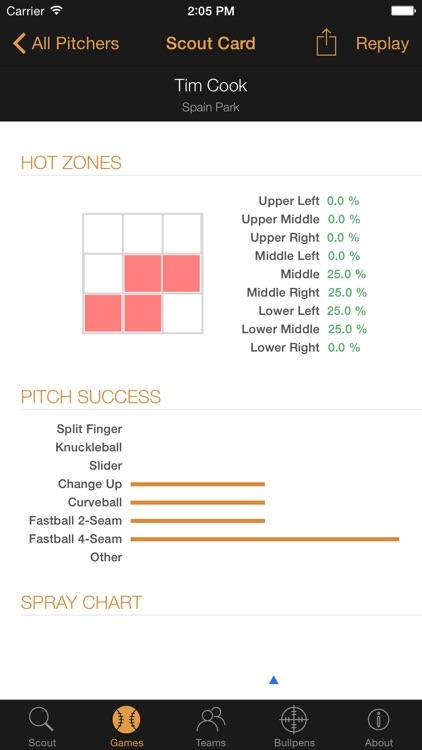 Pitch Locator Pro screenshot-3