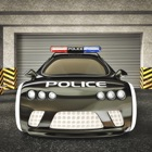Police car escape - The highway challenge icon
