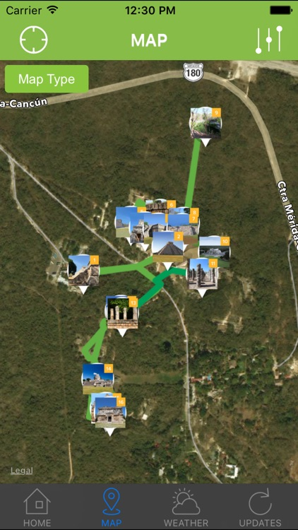 mxplor Chichen Itza Audio Tour screenshot-3