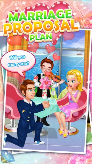Marriage Proposal Plan A Workout Spa Dressup Game Free On The