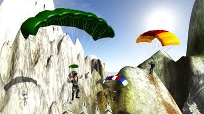 エアスタントシミュレータ3D - スカイダイビングフライトシミュレーションゲームのスクリーンショット2
