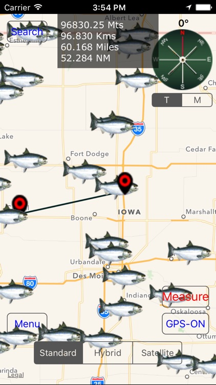Iowa: Fishing Lakes screenshot-3