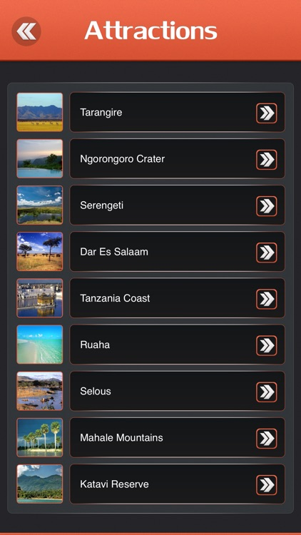 Ngorongoro Crater Tourism Guide screenshot-2