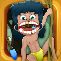 Jungle Nick's Dentist Story 2 – Animal Dentistry Games for Kids Free