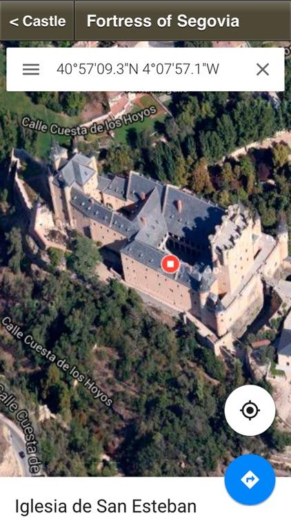 Visual Guide of Castles screenshot-4