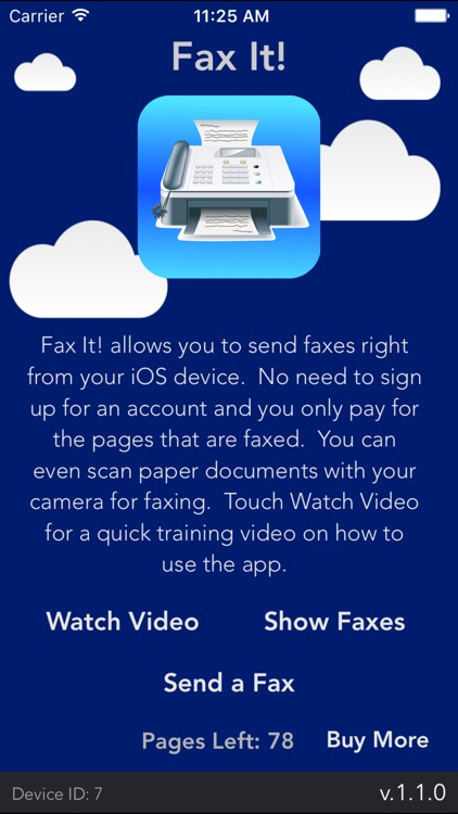 Fax It! - scan and fax