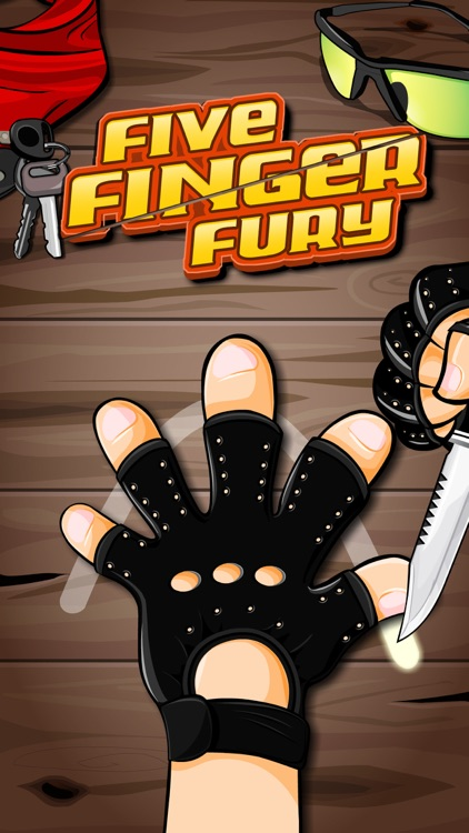Five Finger Fury screenshot-0