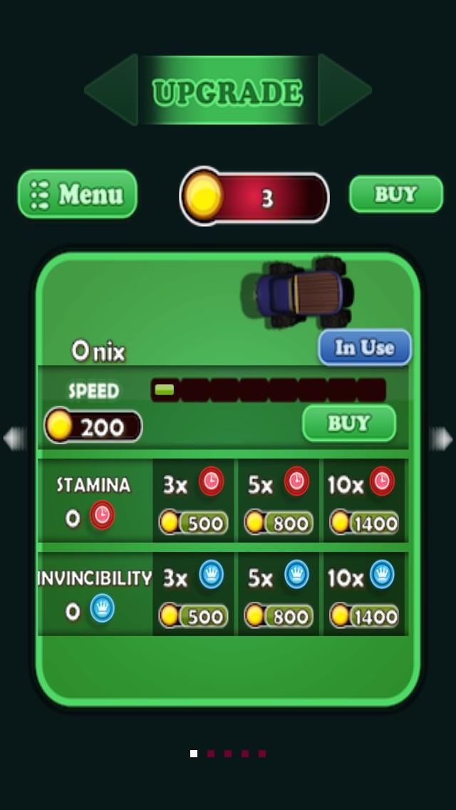 メガモンスタートラックレースの冒険 - レース車ゲーム無料リアル携帯人気おすすめ脱出アプリgtレーシング2種スマホ駐場の3dおもしろのスクリーンショット2