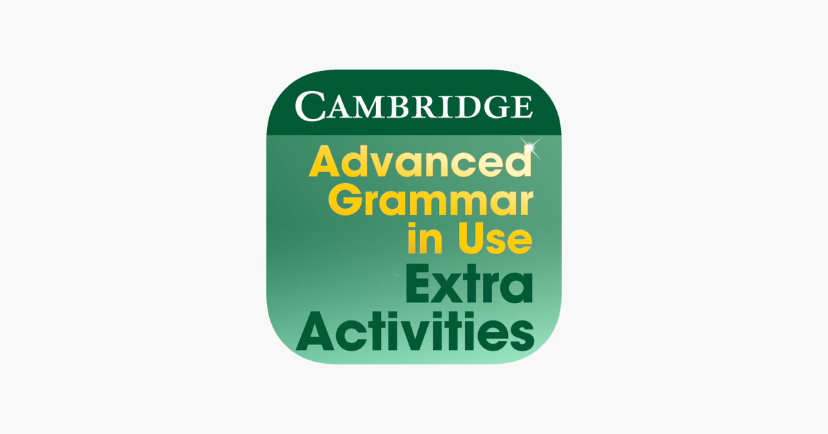 advanced grammar in use pdf