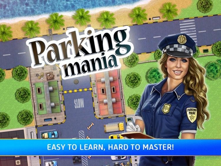 Parking Mania HD screenshot-0