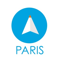 Paris guide, Pilot - Completely supported offline use, Insanely simple