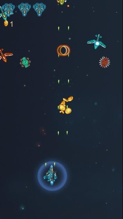 Space War : Shoot Enemy And Battle screenshot-4