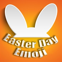 Happy Easter Emoji s - Holiday Emoticon Sticker for Message