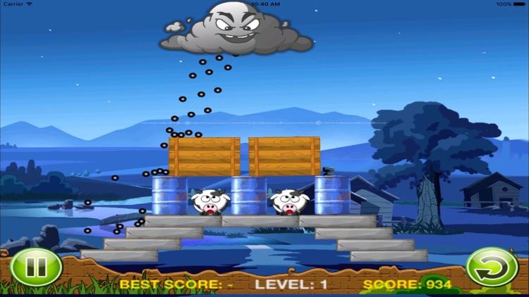 Crazy Cow Farm Animal Family Harvest Township Free Games